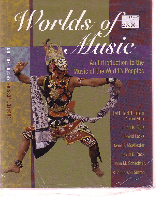 Worlds Of Music - by Titon | eBay